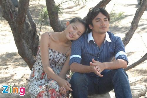 Đức Hải: Năm 2010, Phan Như Thảo nhận được vai nữ chính trong phim Sắc đẹp và danh vọng. Lần này, cô có dịp đóng cặp với Đức Hải, tạo nên cặp đôi ăn ý mới trên màn ảnh Việt. Ảnh: M&T.