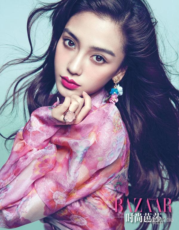 Trang MSN mới đây công bố Top những người đẹp nhất châu Á. Khá bất ngờ khi  Angelababy vượt qua nhiều nghệ sĩ hàng đầu trở thành giai nhân đẹp nhất  theo ...