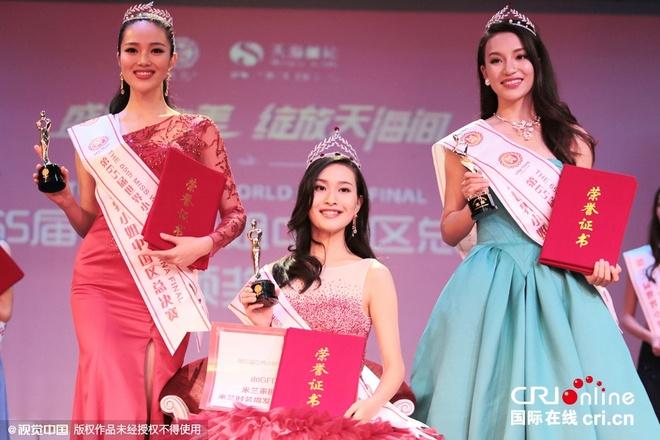 Chu nha Trung Quoc da co dai dien tai Hoa hau The gioi 2015 hinh anh 3