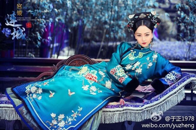 My nhan co trang Hoa ngu dep kieu diem hinh anh 8