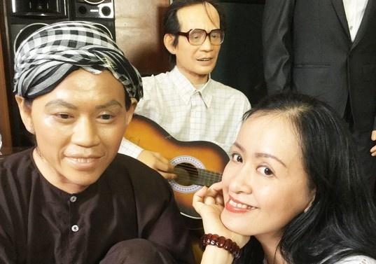 Tuong sap Hoai Linh giong nhu that hinh anh