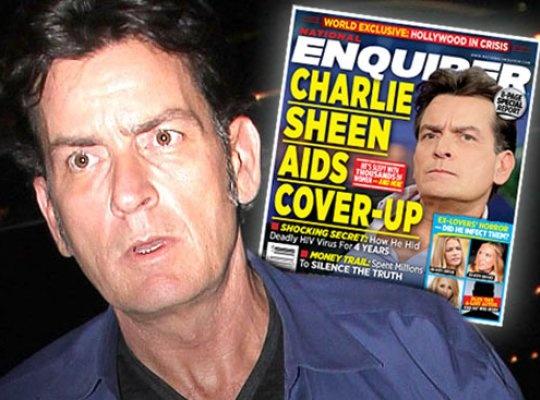 Tai tu Hollywood nhiem HIV la Charlie Sheen hinh anh 1