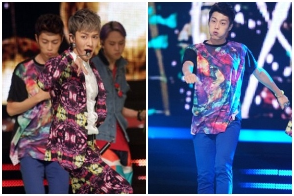 Idol Kpop cung tung co thoi xau xi hinh anh 10