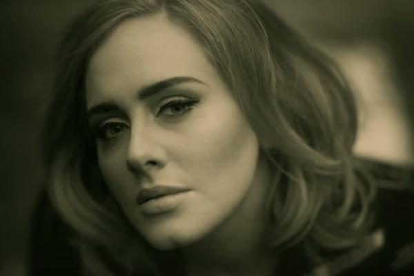 Adele duoc du doan vuot N'Sync ve doanh thu ban dia hinh anh