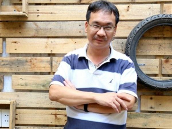 Duc Khue: 'Vo danh tieng, hy sinh cho nghe thuat hoi nhieu' hinh anh 1 Nghệ sỹ Đức Khuê. (Ảnh: VTV)