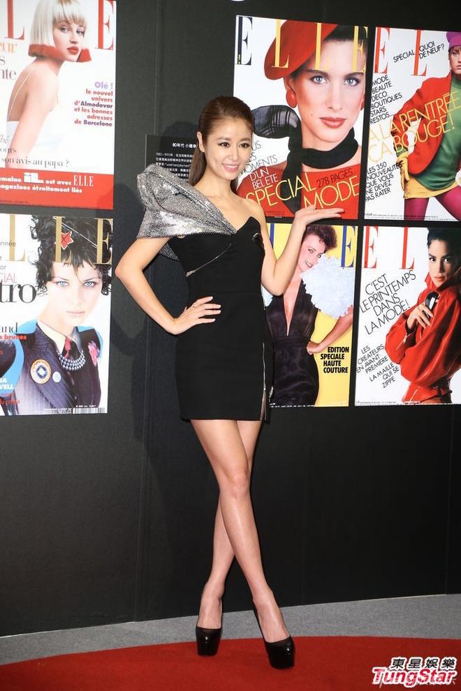 Lam Tam Nhu lo so bi duoi khoi le trao giai Kim Ma hinh anh 4