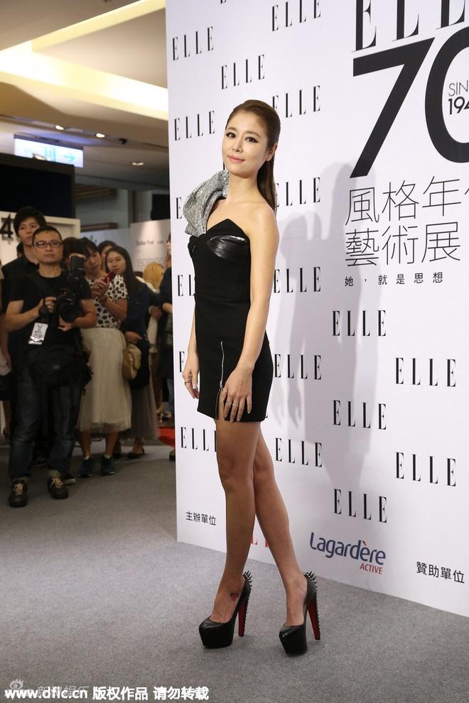 Lam Tam Nhu lo so bi duoi khoi le trao giai Kim Ma hinh anh 2