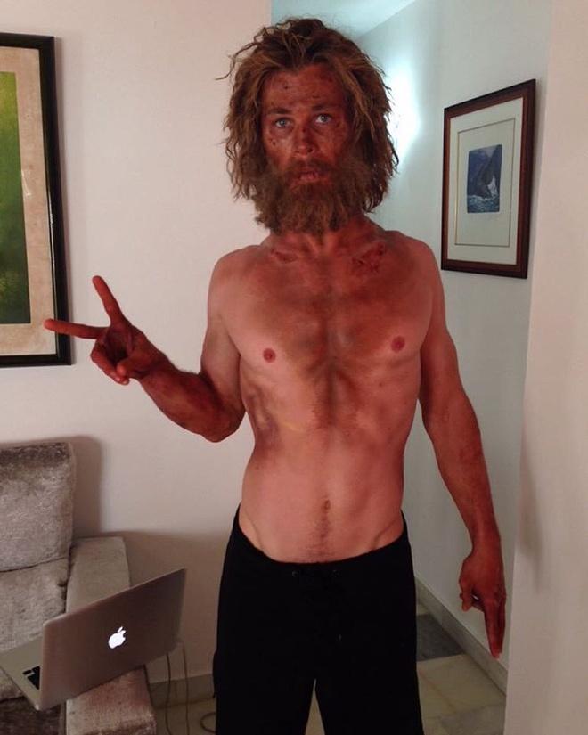 Tai tu Chris Hemsworth hoc hac bat ngo hinh anh 1