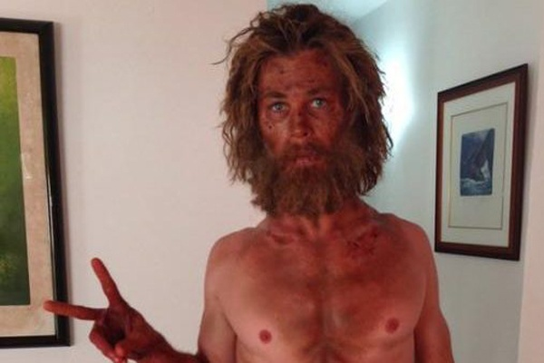 Tai tu Chris Hemsworth hoc hac bat ngo hinh anh