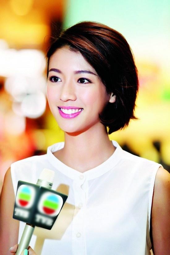 TVB se lang xe sao tre nao nam 2016? hinh anh 4 Thái độ làm việc của cô cũng không chuyên nghiệp khi luôn có scandal tình ái.