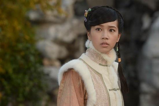 TVB se lang xe sao tre nao nam 2016? hinh anh 8 Gần đây cô càng khẳng định diễn xuất qua phim 'Trương Bảo T