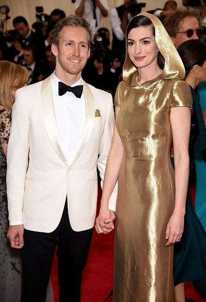 Anne Hathaway mang thai con dau long hinh anh 1