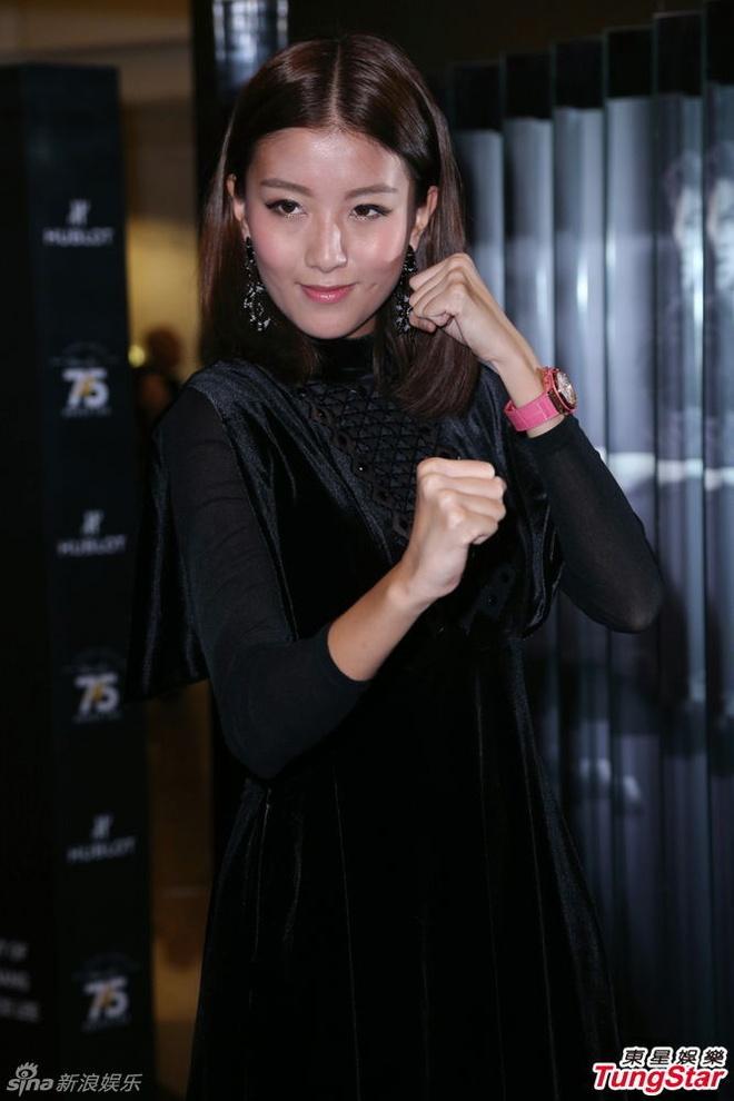 Vo con va loat sao du ky niem 75 nam ngay sinh Ly Tieu Long hinh anh 5 Nữ diễn viên Trần Gia Hoàn.