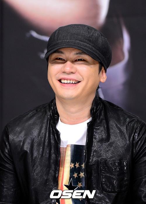 Ong chu Big Bang la sao Han giau nhat san chung khoan hinh anh 1 Ông bầu Yang Hyun Suk.