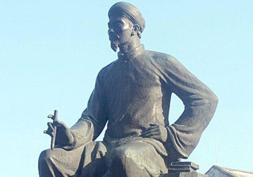 Vien Nguyen Du - Tai sao khong? hinh anh