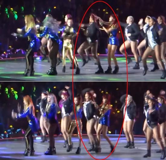 Park Bom (2NE1) gay tranh cai vi xo day vu cong hinh anh 1