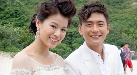 Ho Hanh Nhi gui thiep cuoi cho tinh cu Huynh Tong Trach hinh anh