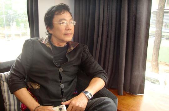 Tuan Thanh khong tiec khi bo nghe xay, chon san dien hinh anh 1
