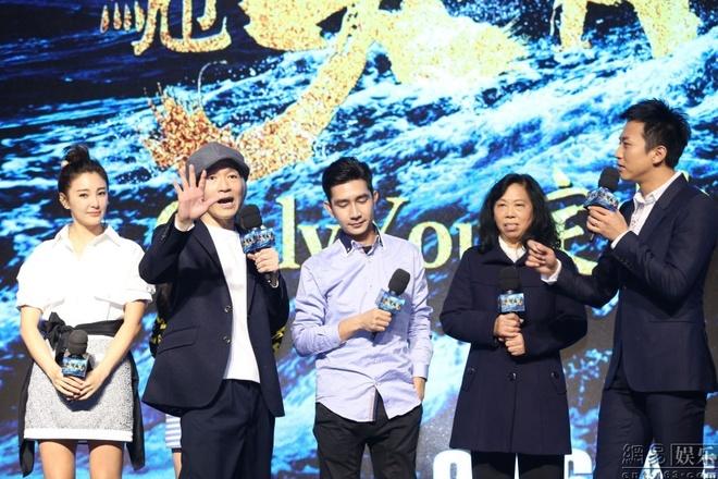 'My nhan ngu' cua Chau Tinh Tri bi cao buoc sao chep truyen hinh anh 2 Châu Tinh Trì và ê-kíp phim đang bị chỉ trích vì ăn cắp ý tưởng.