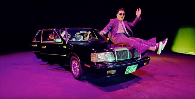 Phong cach retro tro lai Kpop hinh anh 2 MV Bell-bottoms đậm chất retro của Psy