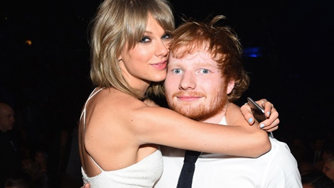 Ed Sheeran noi hon Taylor Swift tren Facebook hinh anh