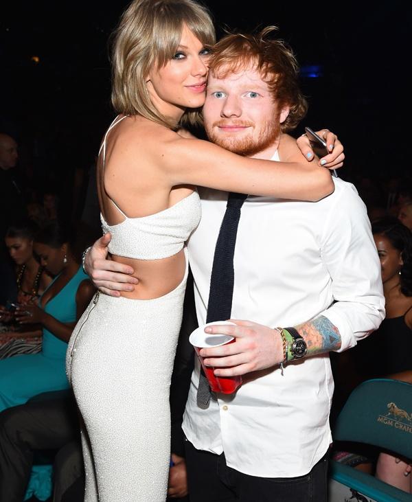 Ed Sheeran noi hon Taylor Swift tren Facebook hinh anh 1