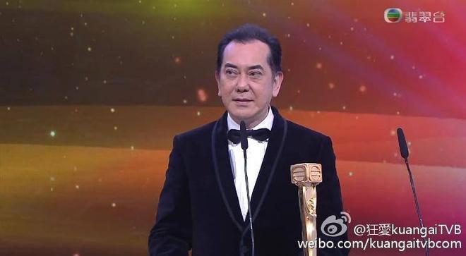 Nhung khoanh khac an tuong trong le trao giai TVB 2015 hinh anh 4
