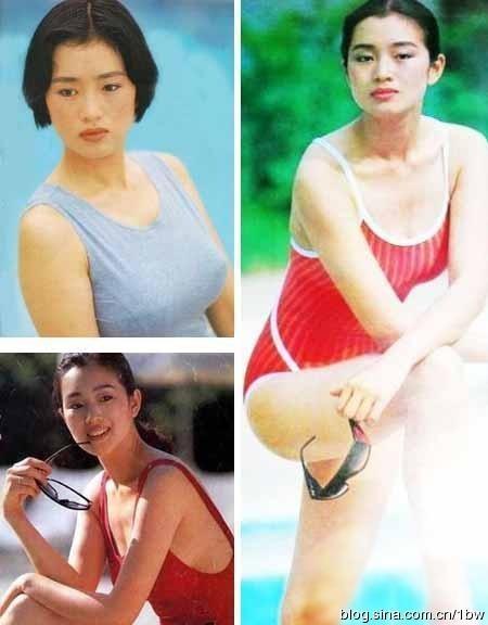 Gu trang diem thap nien 1990 cua nguoi dep Hoa ngu hinh anh 2