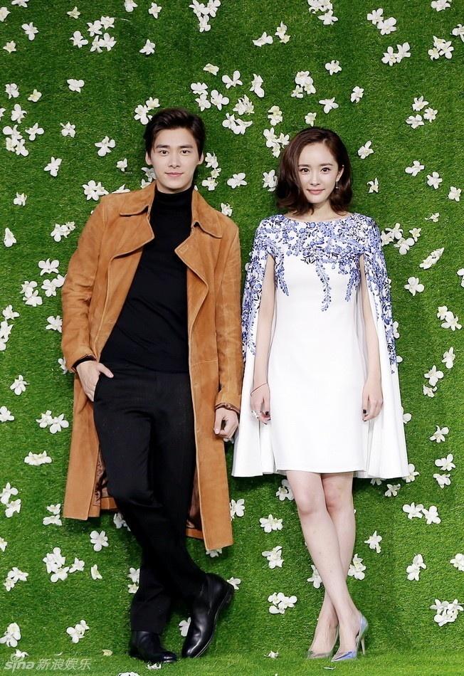Duong Mich: 'Toi va Ly Dich Phong khong co chuyen tinh ai' hinh anh 1