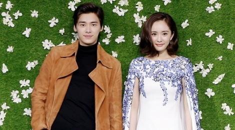Duong Mich: 'Toi va Ly Dich Phong khong co chuyen tinh ai' hinh anh