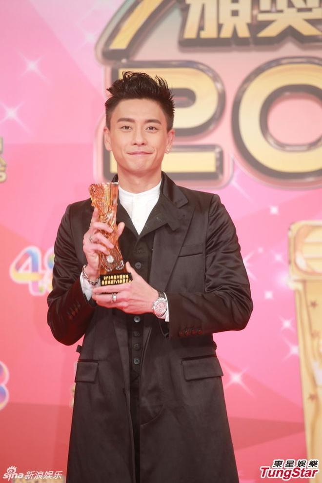 Nhung khoanh khac an tuong trong le trao giai TVB 2015 hinh anh 11