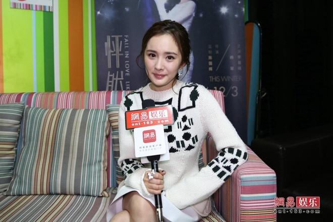 Duong Mich: 'Toi va Ly Dich Phong khong co chuyen tinh ai' hinh anh 2