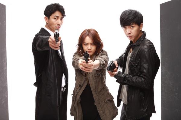 Lee Seung Gi va Go Ara thanh doi 'oan gia' hinh anh 2