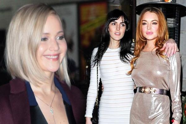 Jennifer Lawrence vi minh be rac nhu Lindsay Lohan hinh anh