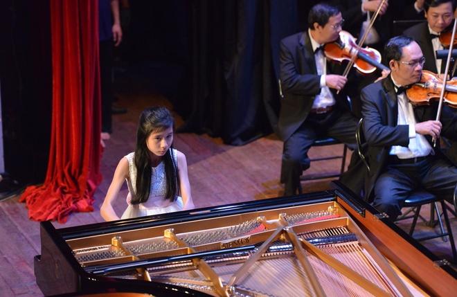 Tran Dieu Linh doat giai nhat cuoc thi piano Lien bang Nga hinh anh 1