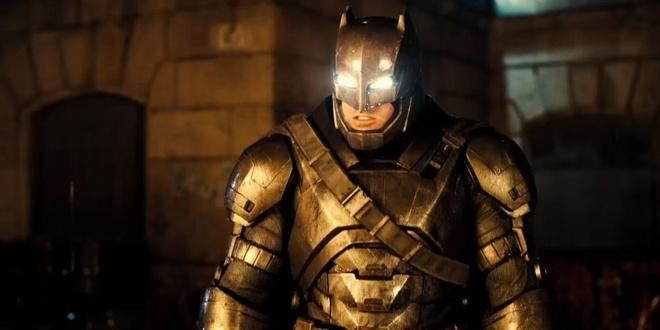 Ben Affleck noi ve phien ban Batman cua rieng minh hinh anh 2 Tạo hình Người Dơi trong Batman v Superman: Dawn of Justice.