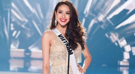 Pham Huong la thi sinh kem may man nhat Miss Universe 2015 hinh anh
