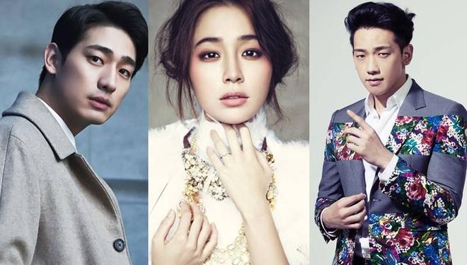 Bi Rain dong phim cung ba xa Lee Byung Hun hinh anh 1