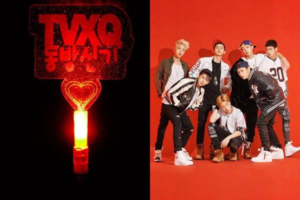 iKON bi to su dung mau lightstick cua TVXQ, Shinhwa hinh anh