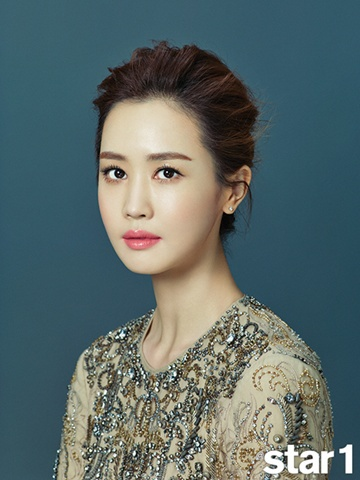 Lee Da Hae nhin an de giu dang hinh anh 2