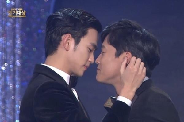 Kim Soo Hyun va Cha Tae Hyun duoc yeu thich nhat man anh hinh anh