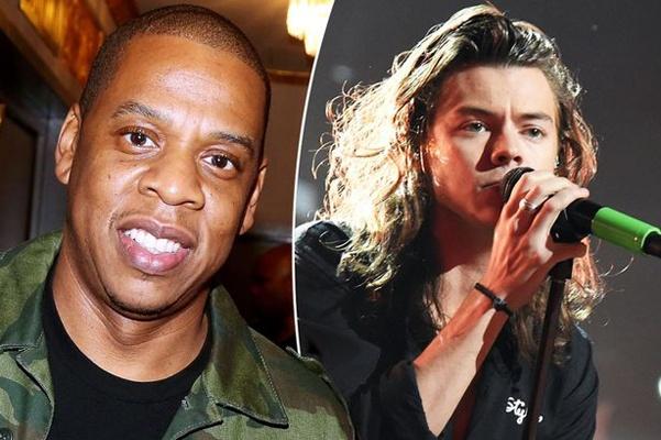 Ong xa Beyonce hua nang do Harry Styles hinh anh