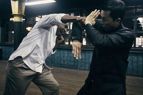 Chan Tu Dan: 'Toi ap luc khi dau vo voi Mike Tyson' hinh anh 1