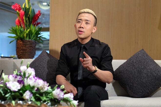 Tran Thanh: 'Thai Hoa dinh cao, Truong Giang chi dang yeu' hinh anh