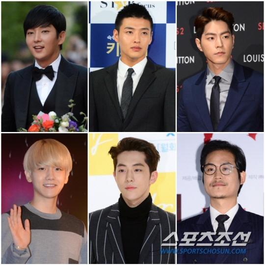 Lee Jun Ki, IU dong 'Bo bo kinh tam' phien ban Han hinh anh 3