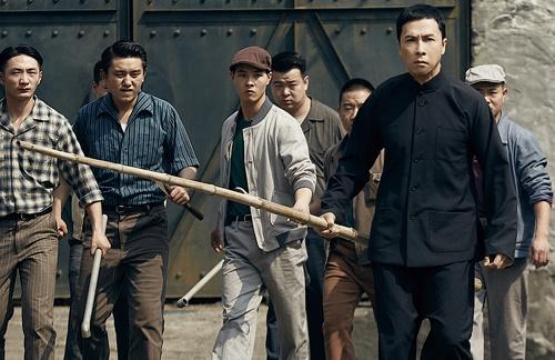 'Diep Van 3' vuot 'Star Wars' o phong ve Hong Kong hinh anh 1
