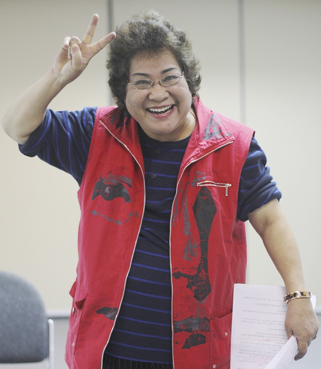 NSUT Minh Vuong: 'Suc khoe khong cho phep toi dong Tao quan' hinh anh 1
