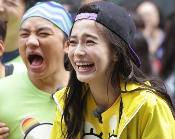 Angelababy: 'Toi va Huynh Hieu Minh khong chac ben lau' hinh anh 1