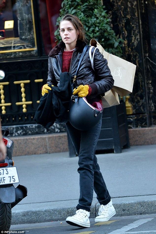Kristen Stewart muon tam ngung dong phim hinh anh 2