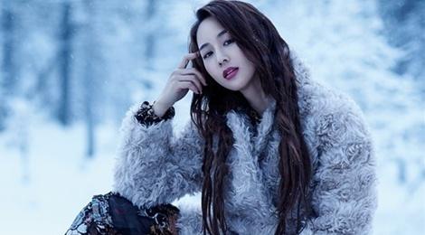 Victoria ngot ngao, Truong Quan Ninh sac lanh tren tap chi hinh anh
